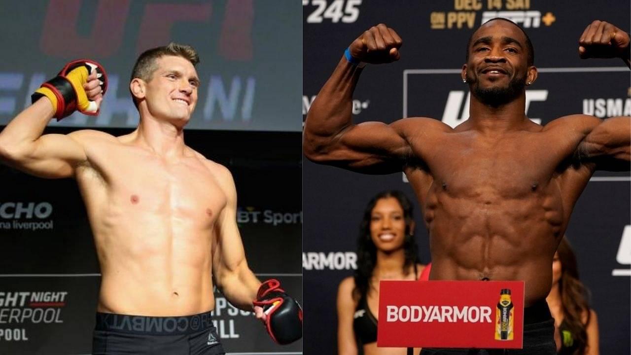 UFC News: Stephen Thompson Vs. Geoff Neal
