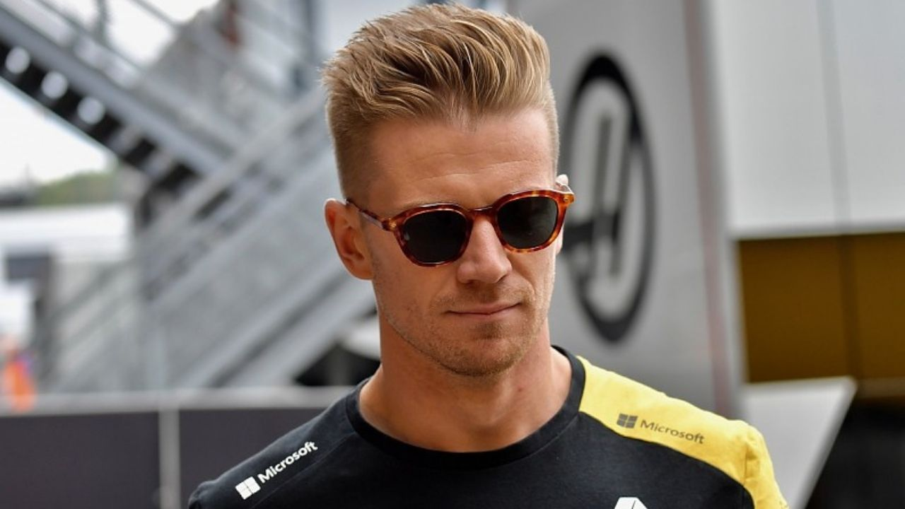"""I couldn't have expected that""- Nico Hulkenberg on Red Bull links if he hadn't made appearances for Racing Point in 2020"