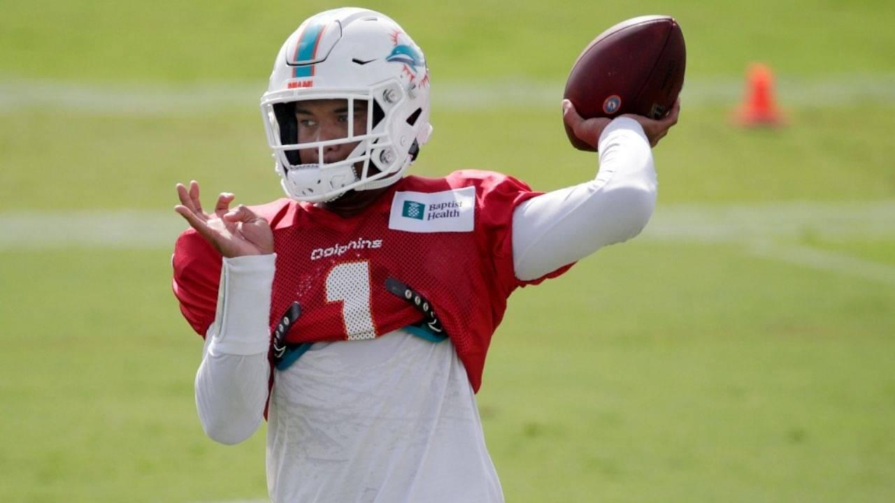 Tua Tagovailoa Injury : Will Tua Tagovailoa Play Vs. Broncos In NFL Week 11?