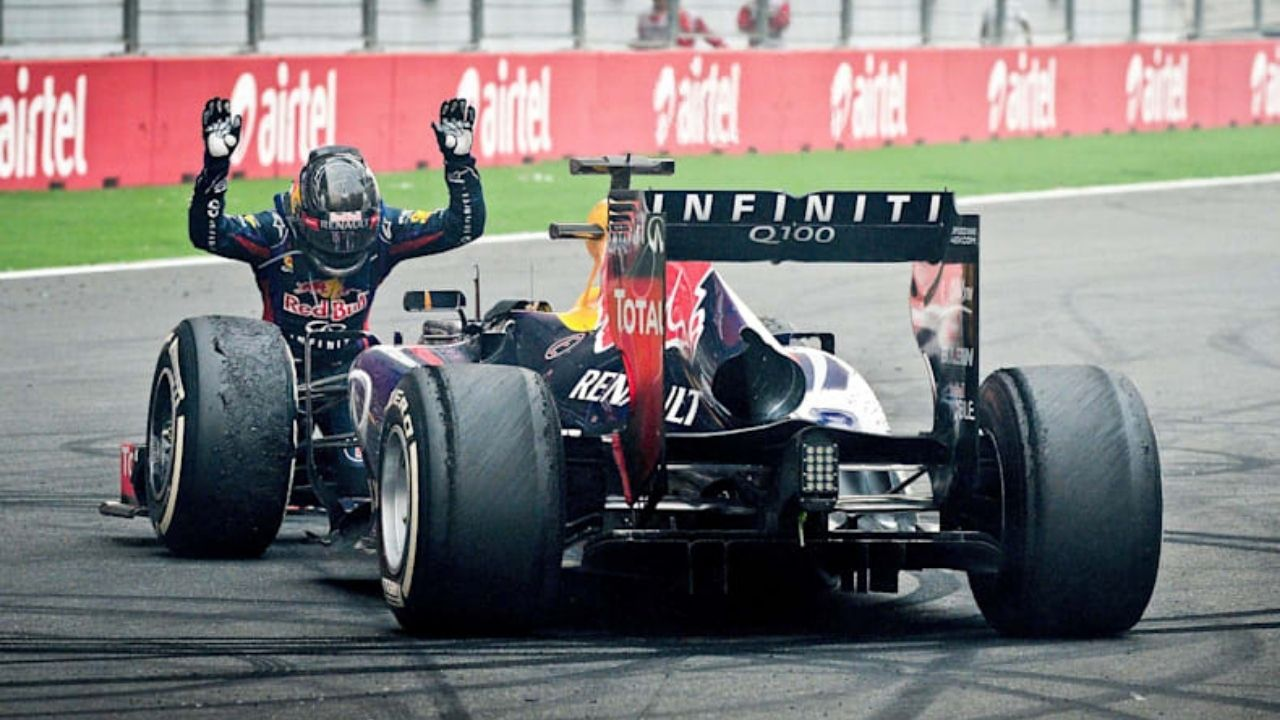 Only Those Who Drive A Mercedes Can Win It Sebastian Vettel When Asked About Winning Championship Again The Sportsrush