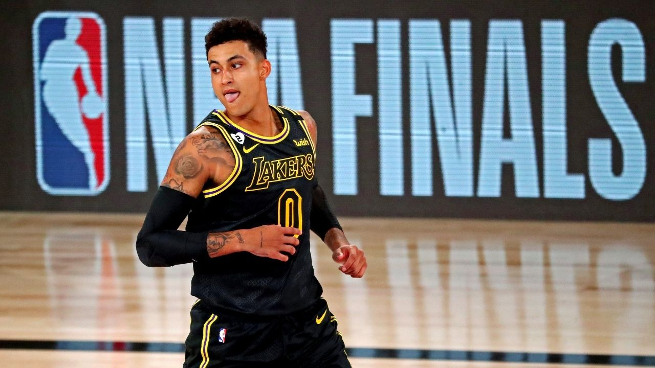 'You're not Kyle Kuzma!': When a kid couldn't recognize Lakers star at his basketball camp