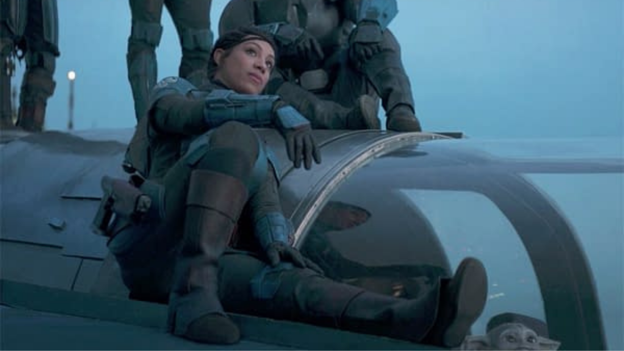 Sasha Banks confirms her appearance in 'The Mandalorian was a one-off