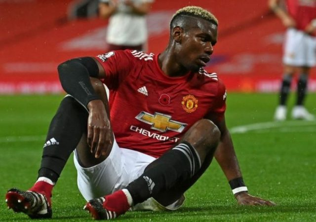 """""""Paul Pogba is the Player to watch"""": Carragher Mocks Neville For Naming Paul Pogba As His Player To Watch In 2021"""