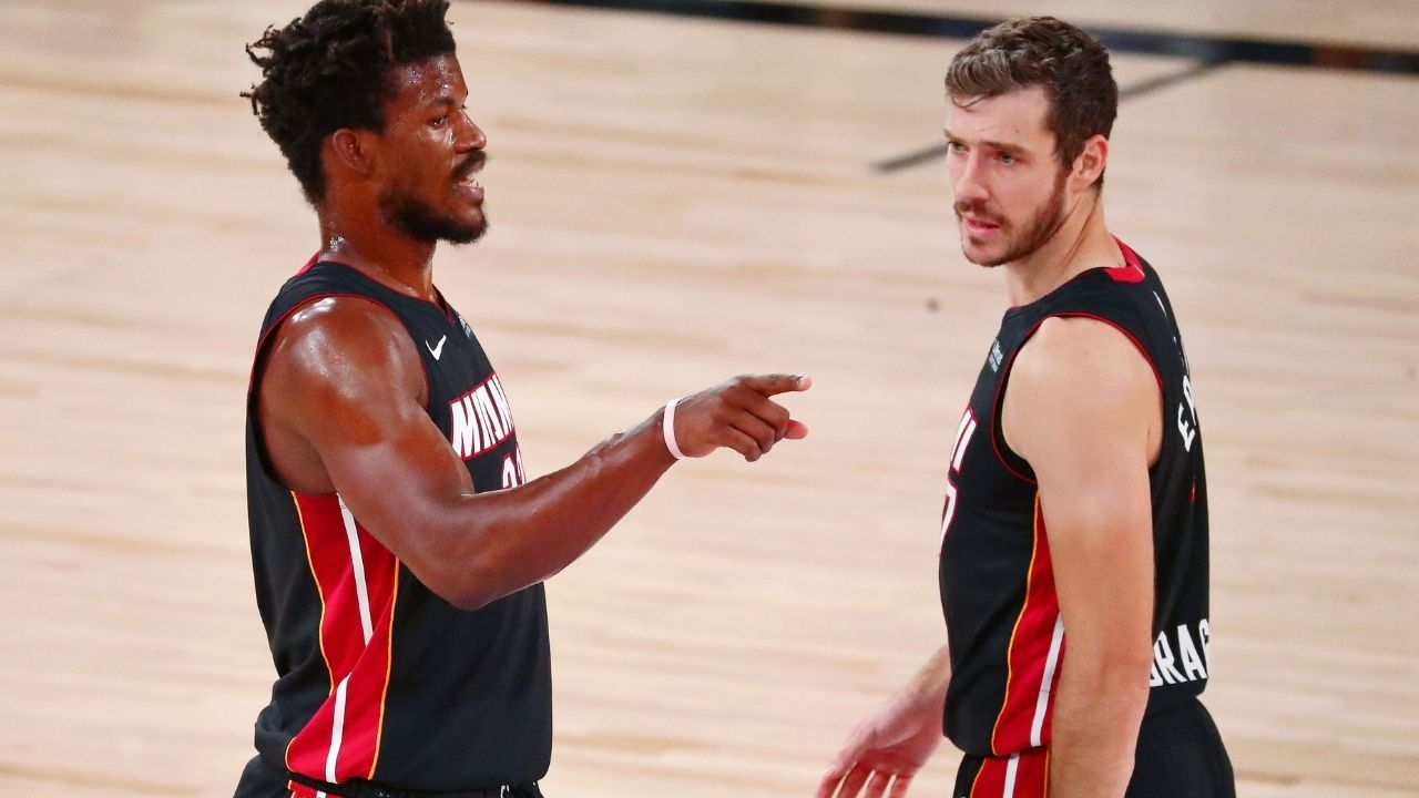 'I don't want Jimmy Butler chasing me': Goran Dragic jokes about Butler threatening him to sign with the Miami Heat