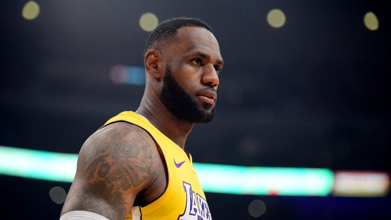 'First Ballot Hall of Famer or you're a bust': How LeBron James was put under insane pressure in high school