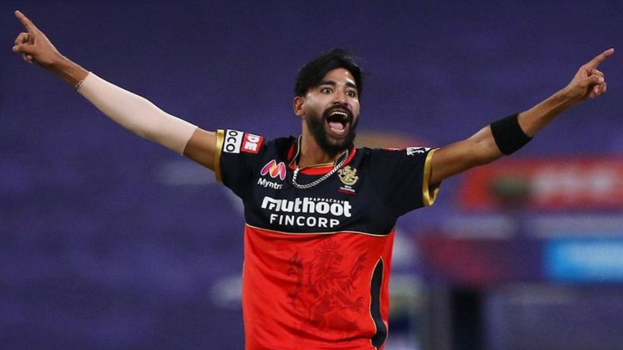 Will Mohammed Siraj return to India post father's demise?
