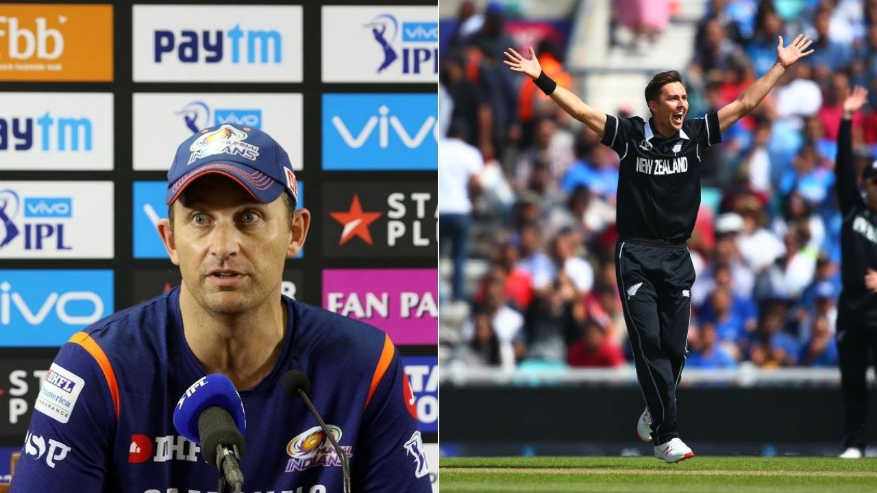 Shane Bond explains why Trent Boult deserved a break between IPL 2020 and West Indies Tests