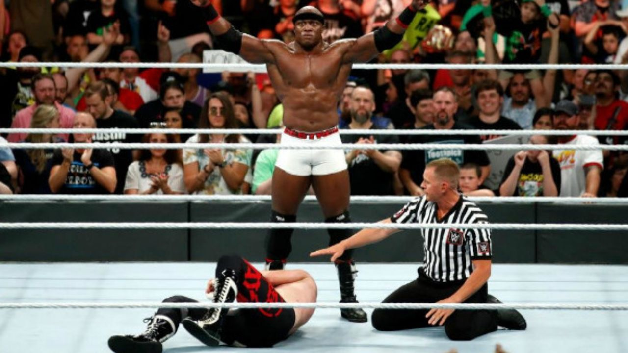"""Bobby Lashley is working on a new finishing move"", Sami Zayn Cuts an Intriguing promo ahead of his match against Bobby Lashley at Survivor Series 2020"