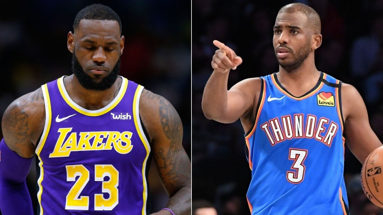 Chris Paul wants to move to LA or New York'