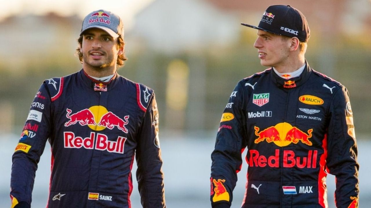 """""""I agree with Max, but""""- Carlos Sainz speaks on Max Verstappen claim of anyone can with Mercedes"""