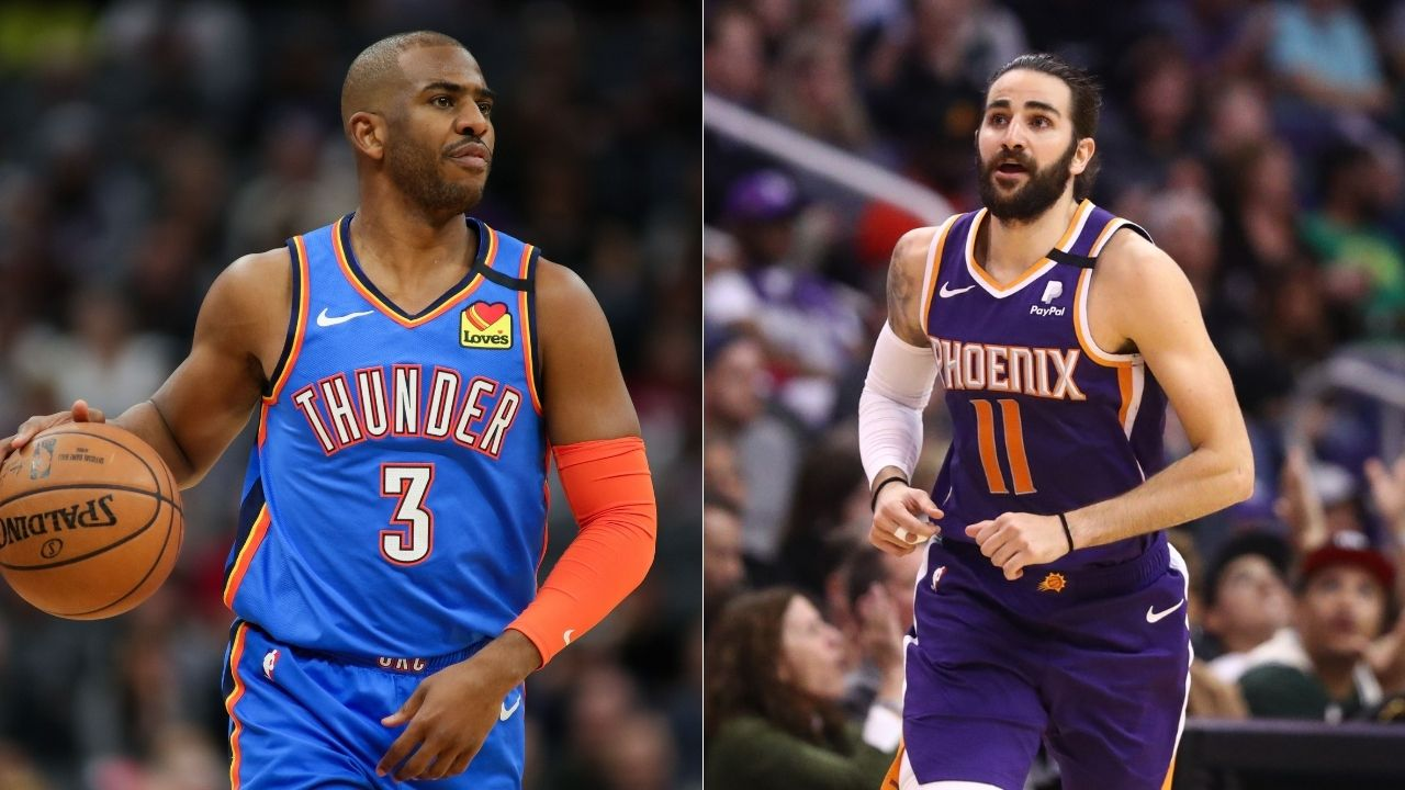 Ricky Rubio fumes after being included in Chris Paul's trade package to Suns