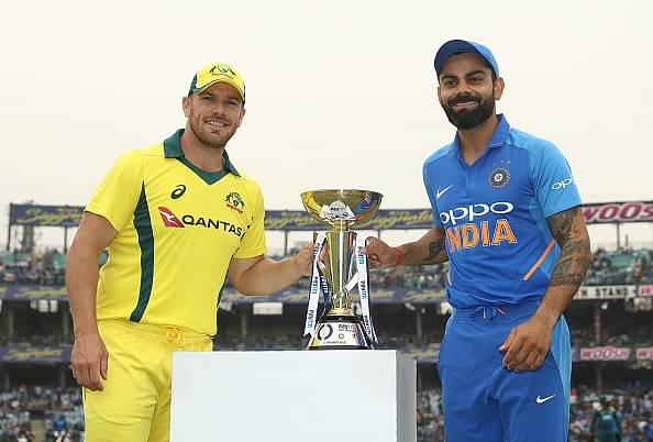 'Probably the best ODI player of all time': Aaron Finch eulogizes about Virat Kohli ahead of Sydney ODI