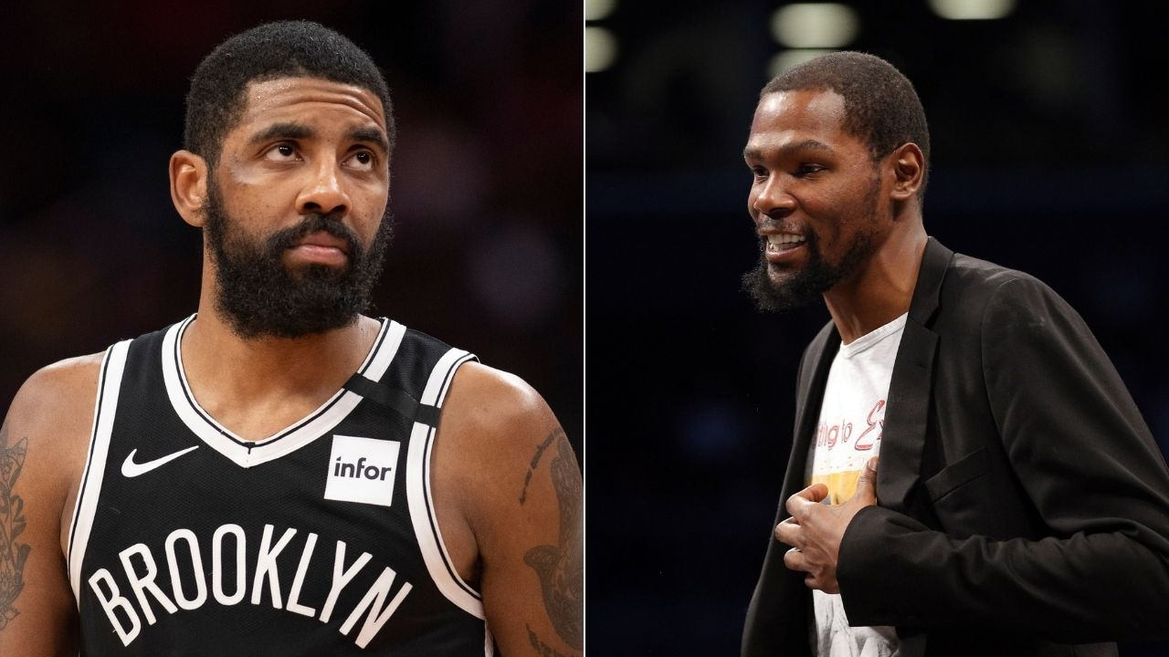 Nets identify 3rd star to team up with Kevin Durant and Kyrie Irving'