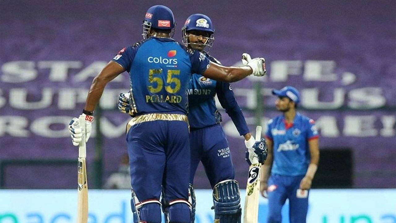 MI vs DC Head to Head Records | Mumbai Indians vs Delhi Capitals H2H Stats | IPL 2020 Final