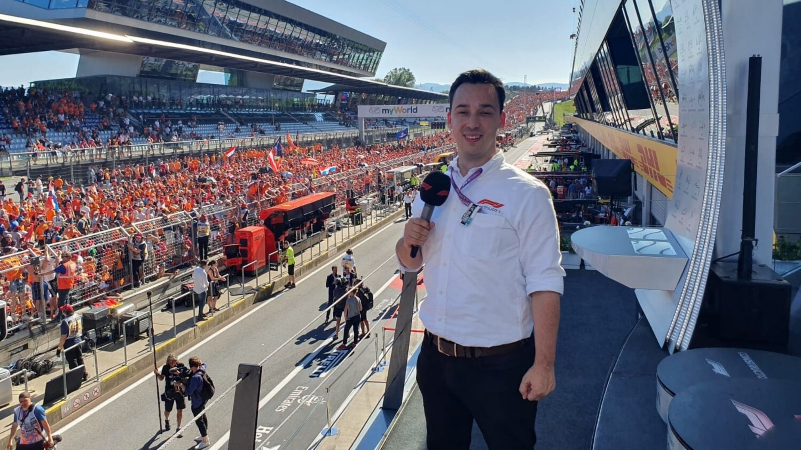 Channel 4 announces Alex Jacques as the new lead F1 commentator for the 2021 season, will replace Ben Edwards