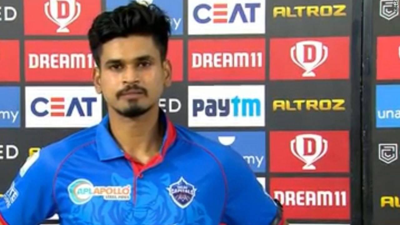 """""""Proud of my boys,"""" says Shreyas Iyer after losing IPL 2020 final to Mumbai Indians"""