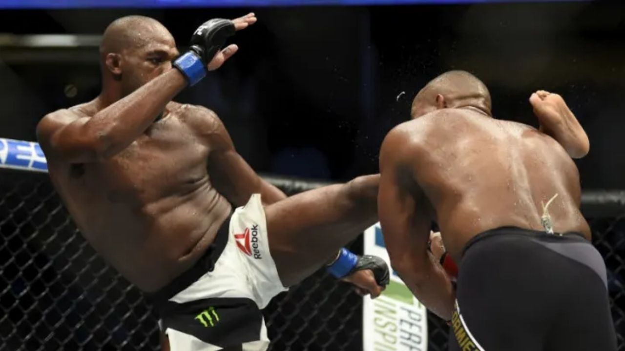 'You lost your last fight and then quit the sport': Jon Jones Hits Back At Daniel Cormier