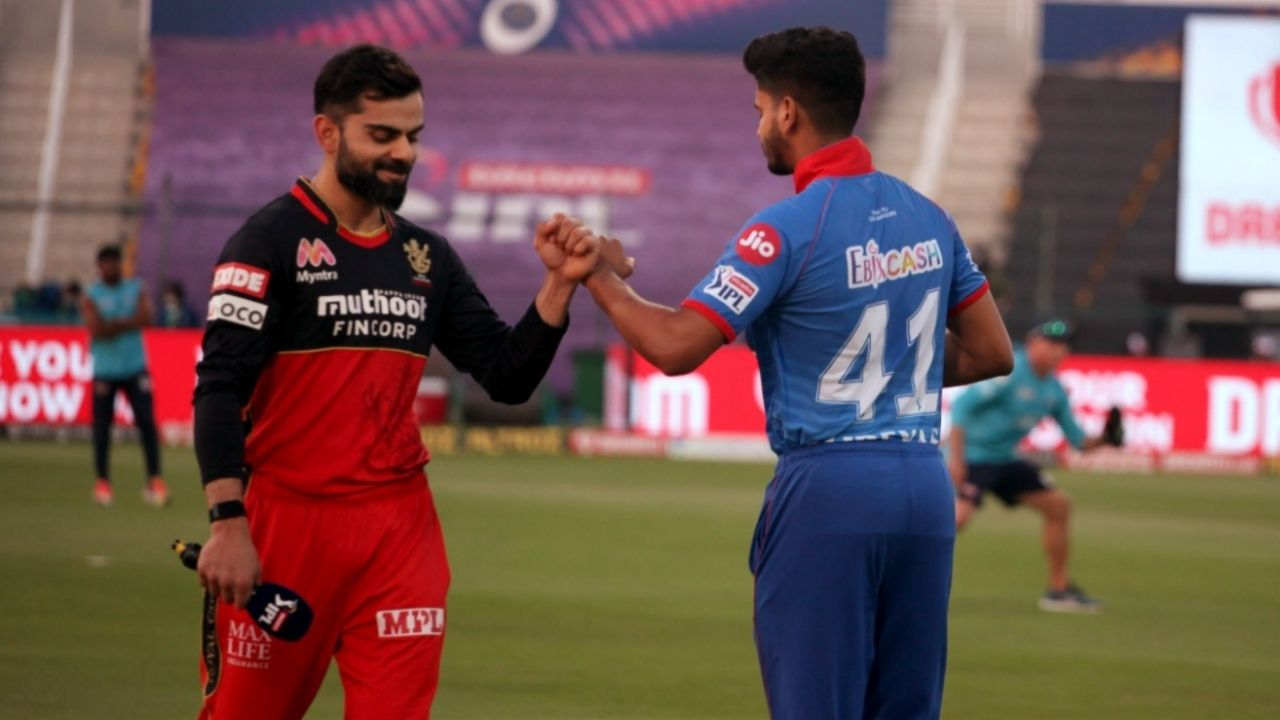 DC vs RCB target to qualify for playoffs: What should be margin of victory for DC and RCB to better KKR's NRR?