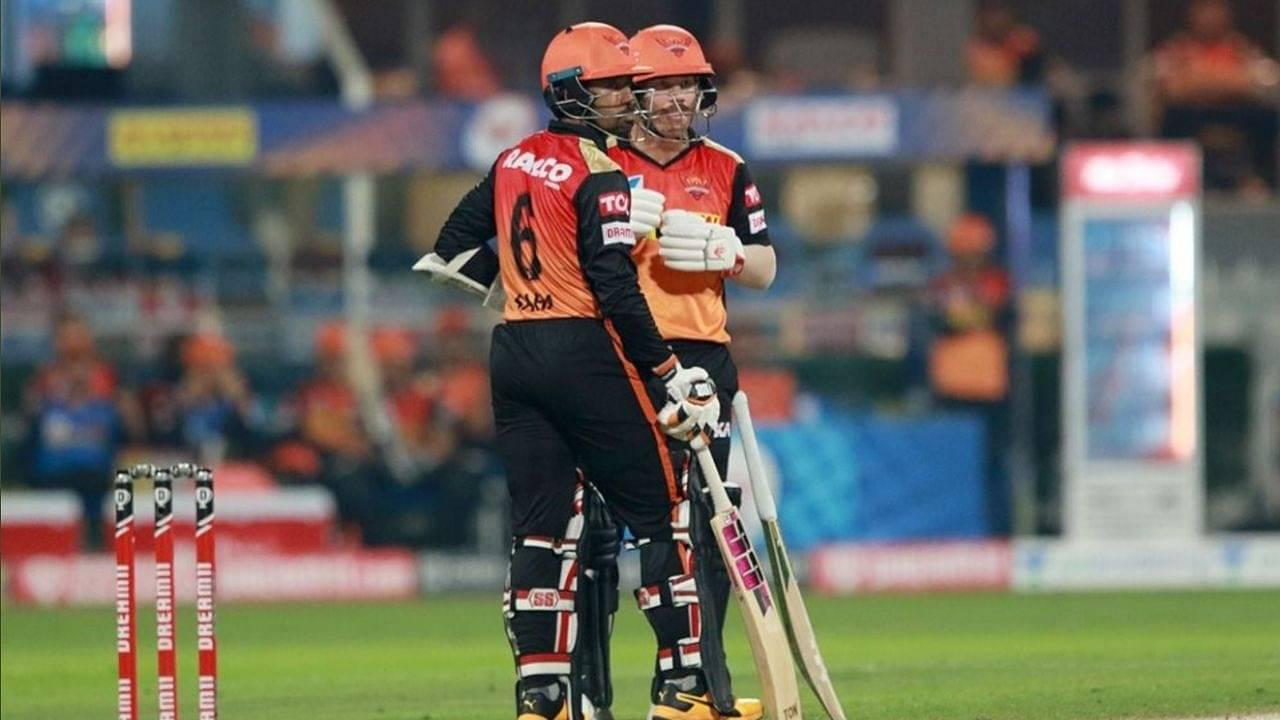 Saha IPL 2020: Twitter reactions on David Warner and Wriddhiman Saha guiding SRH to IPL 2020 playoffs