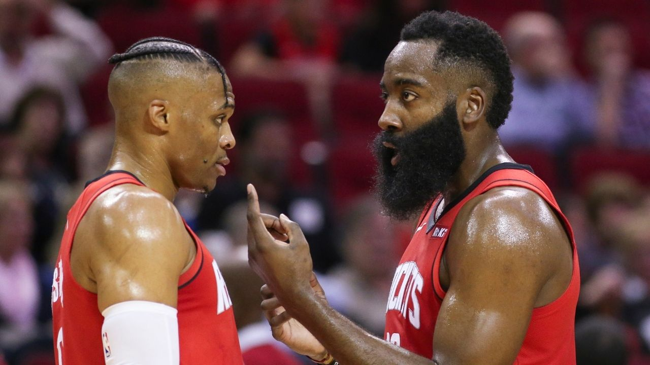 After Blazers loss, Russell Westbrook criticised James Harden