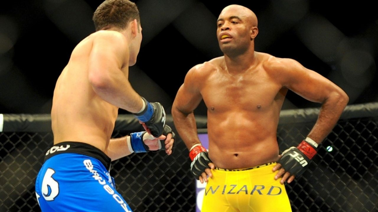 UFC Throwback: Watch Anderson Silva's Dramatic Showboating Against Chris Weidman Which Proved To Be Too Costly For The Legend
