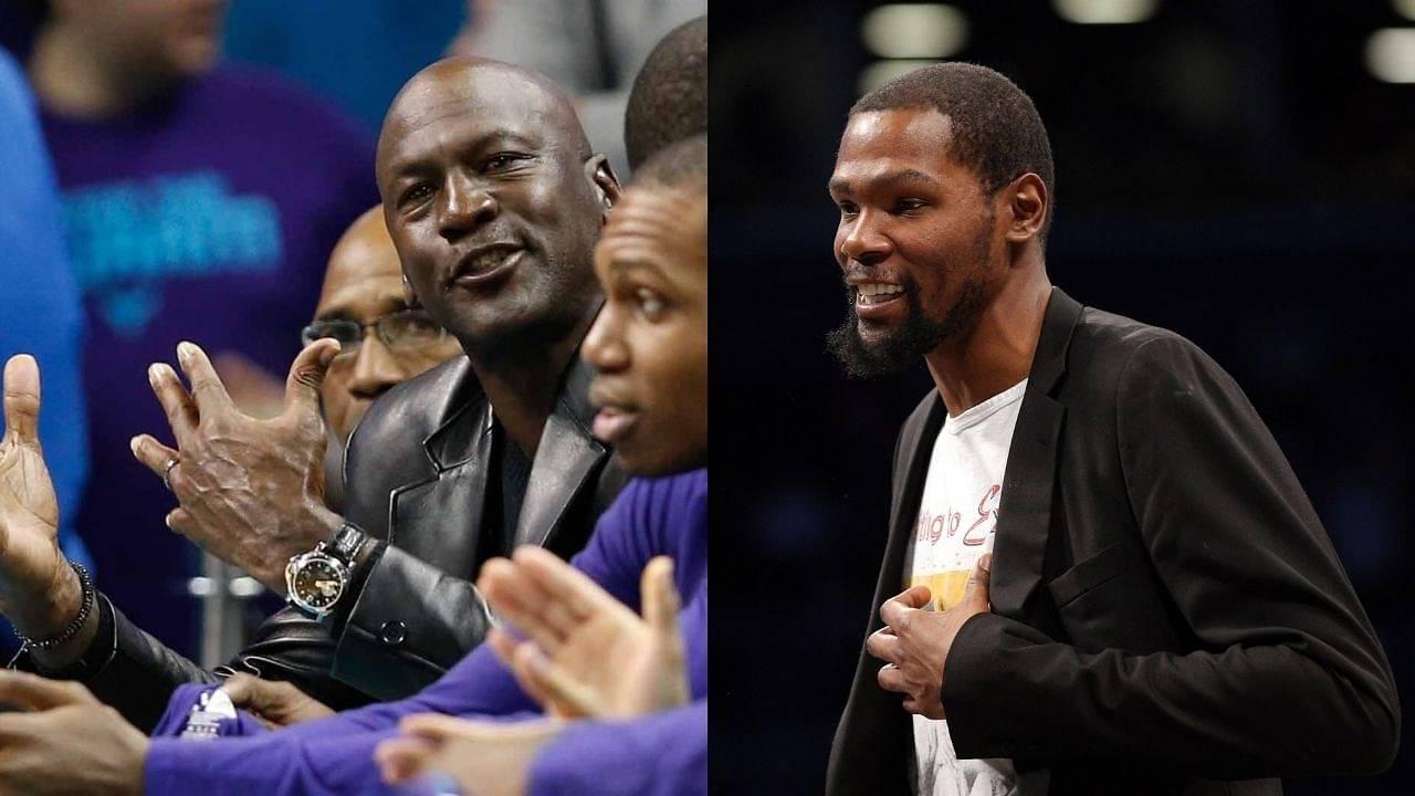 'Michael Jordan is god level': Nets' Kevin Durant responds to greatest scorer comparison with MJ