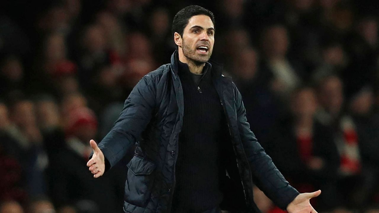 """It doesn't happen"": Mikel Arteta Rules Arsenal Out Of The Top Four Battle This Season"