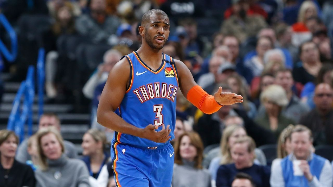 Chris Paul responds to Suns and Lakers trade rumors on Jimmy Fallon's show