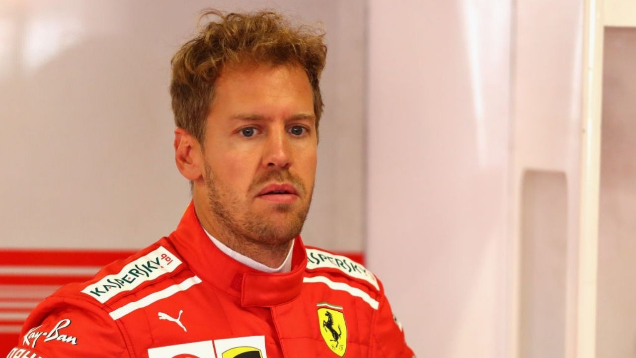 """This mistake has a zero tolerance""- Sebastian Vettel over Formula 1 negligence over green flags shown despite presence of a crane on track"