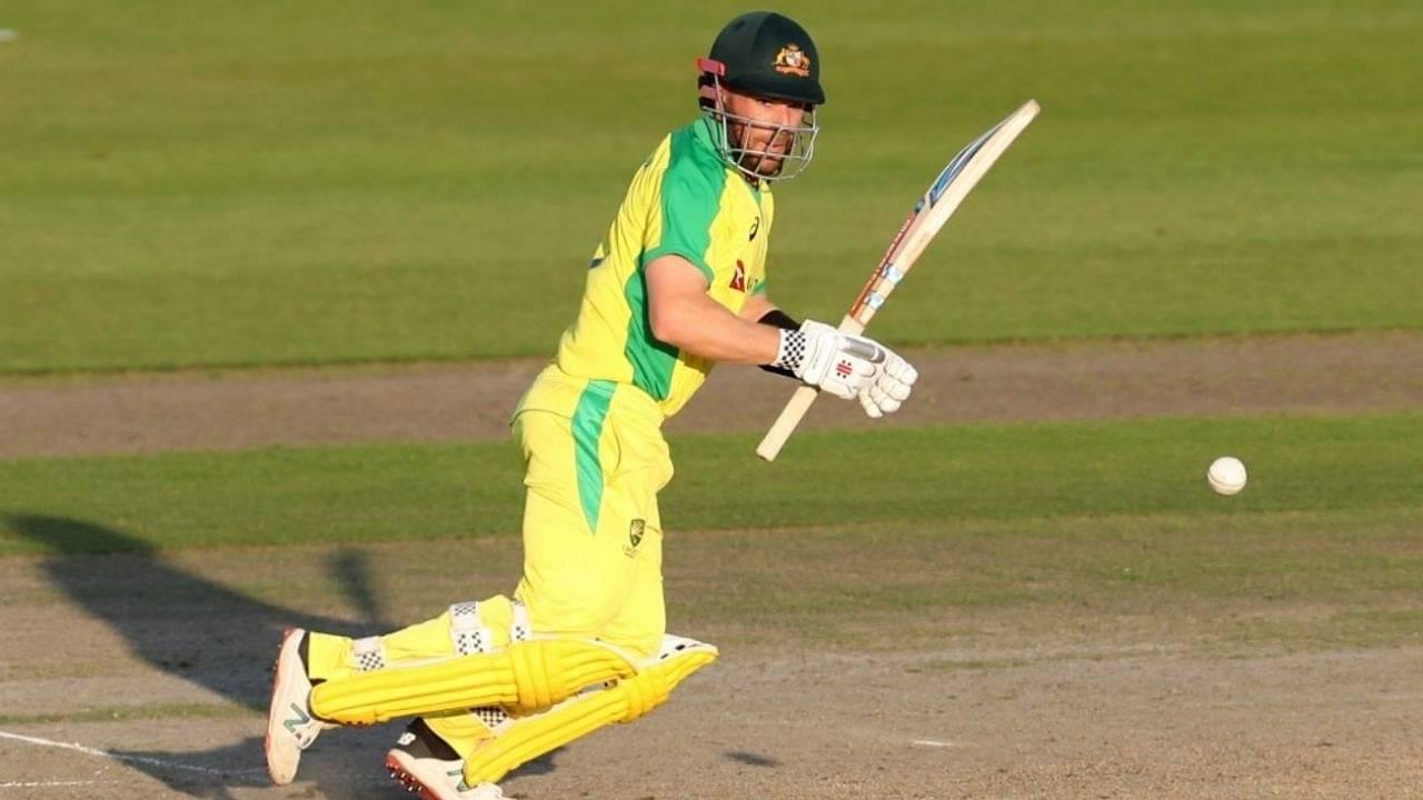 Aaron Finch cricket: Twitter reactions on Australian captain's 17th ODI century