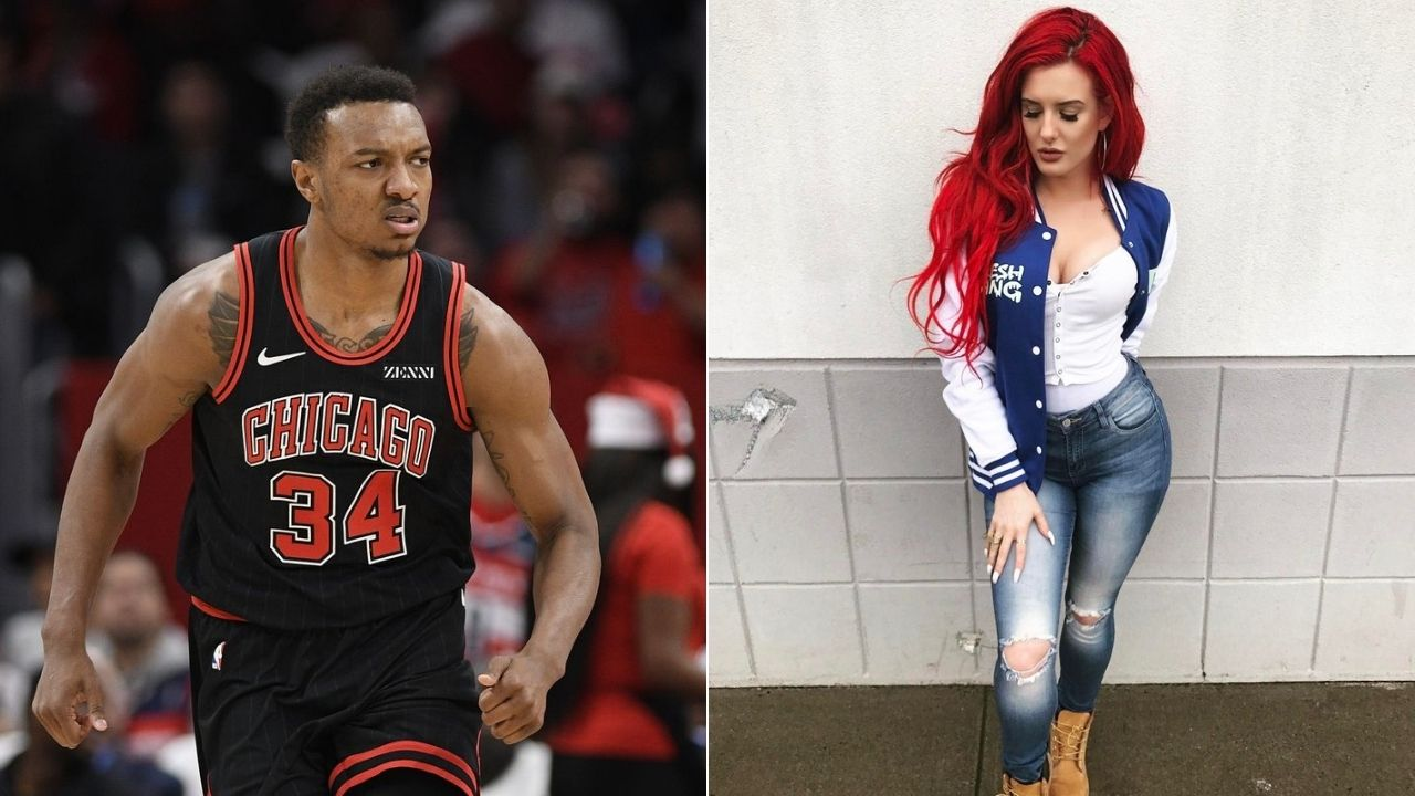 Bulls' Wendell Carter Jr bombards Justina Valentine with 'thirst' messages