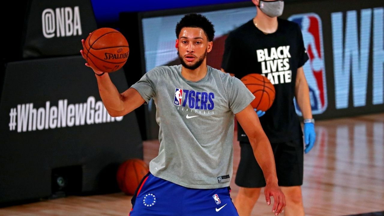 """""""I can't wait for the trade news today"""": Ben Simmons' sister tweets about Philadelphia 76ers next offseason move"""