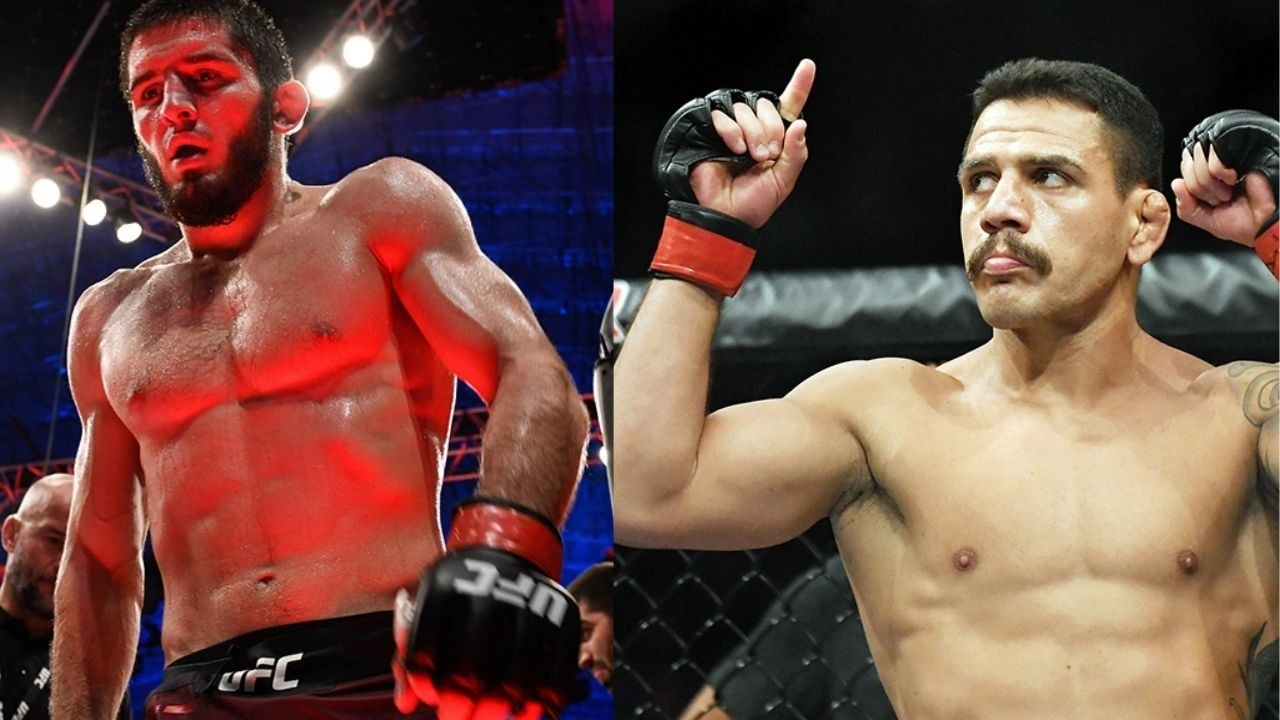Islam Makhachev Pulls Out From The UFC Vegas 14 Headliner Bout, Rafael Dos Anjos Calls Out Michael Chandler