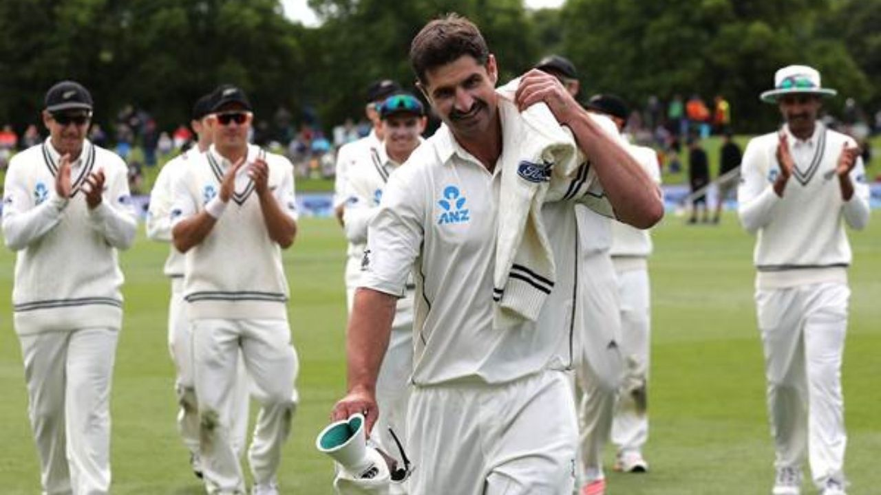 Colin de Grandhomme replacement: Who has replaced New Zealand all-rounder for West Indies Tests?
