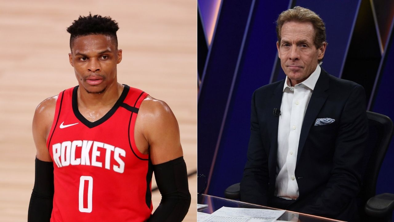 'Russell Westbrook is a solo star in a team sport': Skip Bayless