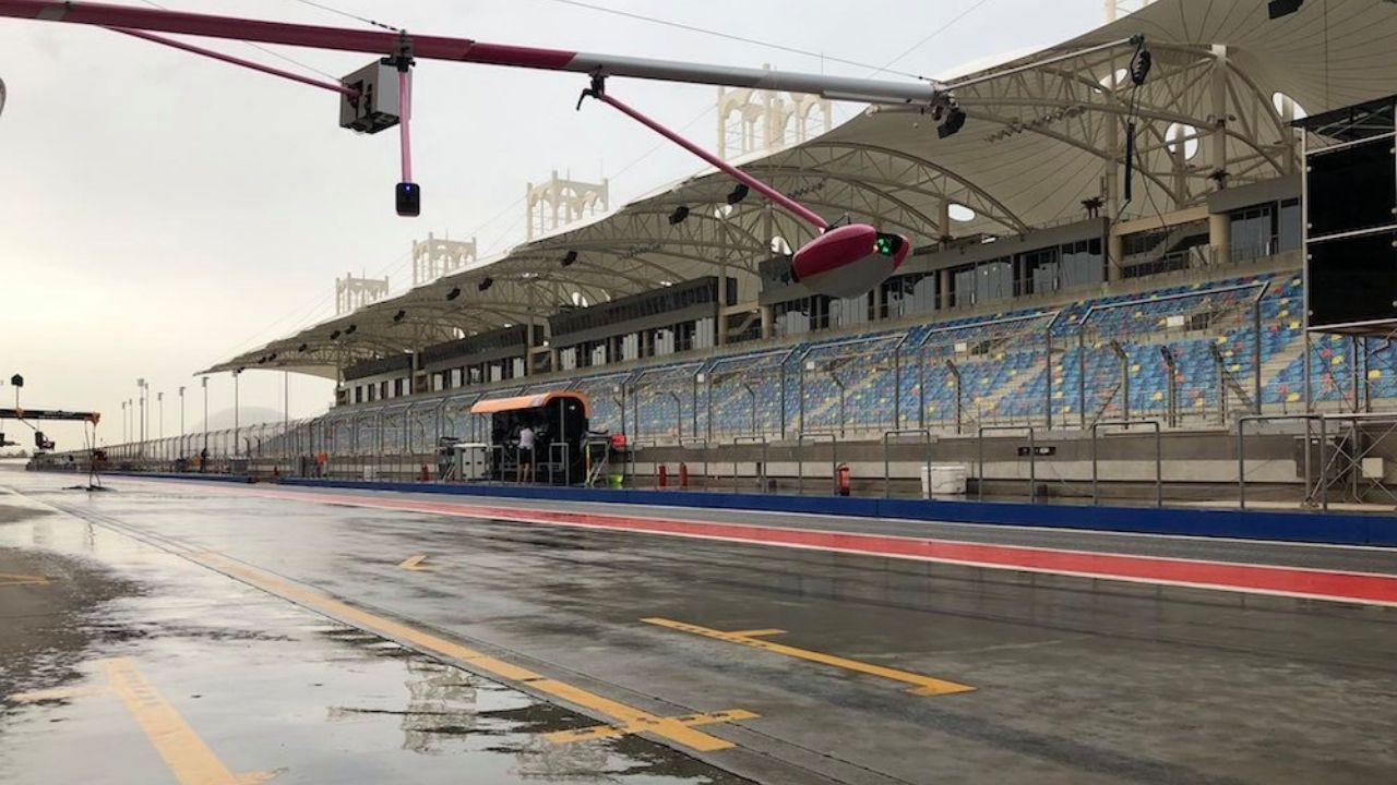 F1 in Bahrain: It's raining in desert