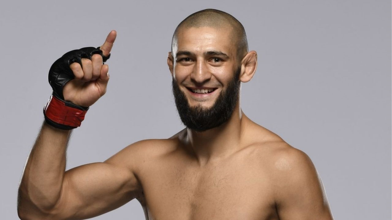 'It's Bulls**t'- Khamzat Chimaev Reacts After Becoming Welterweight No.15