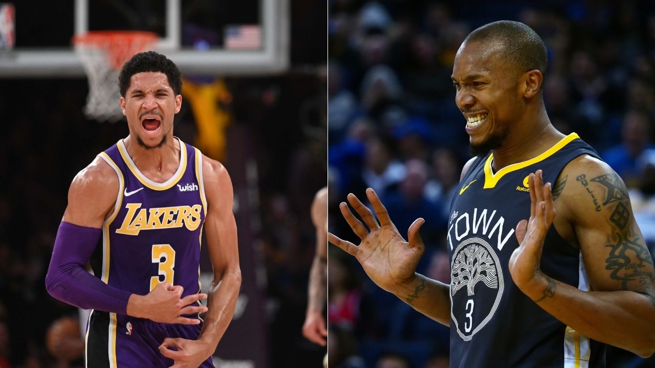 I couldn't post up a cat like Lakers' Josh Hart': David West