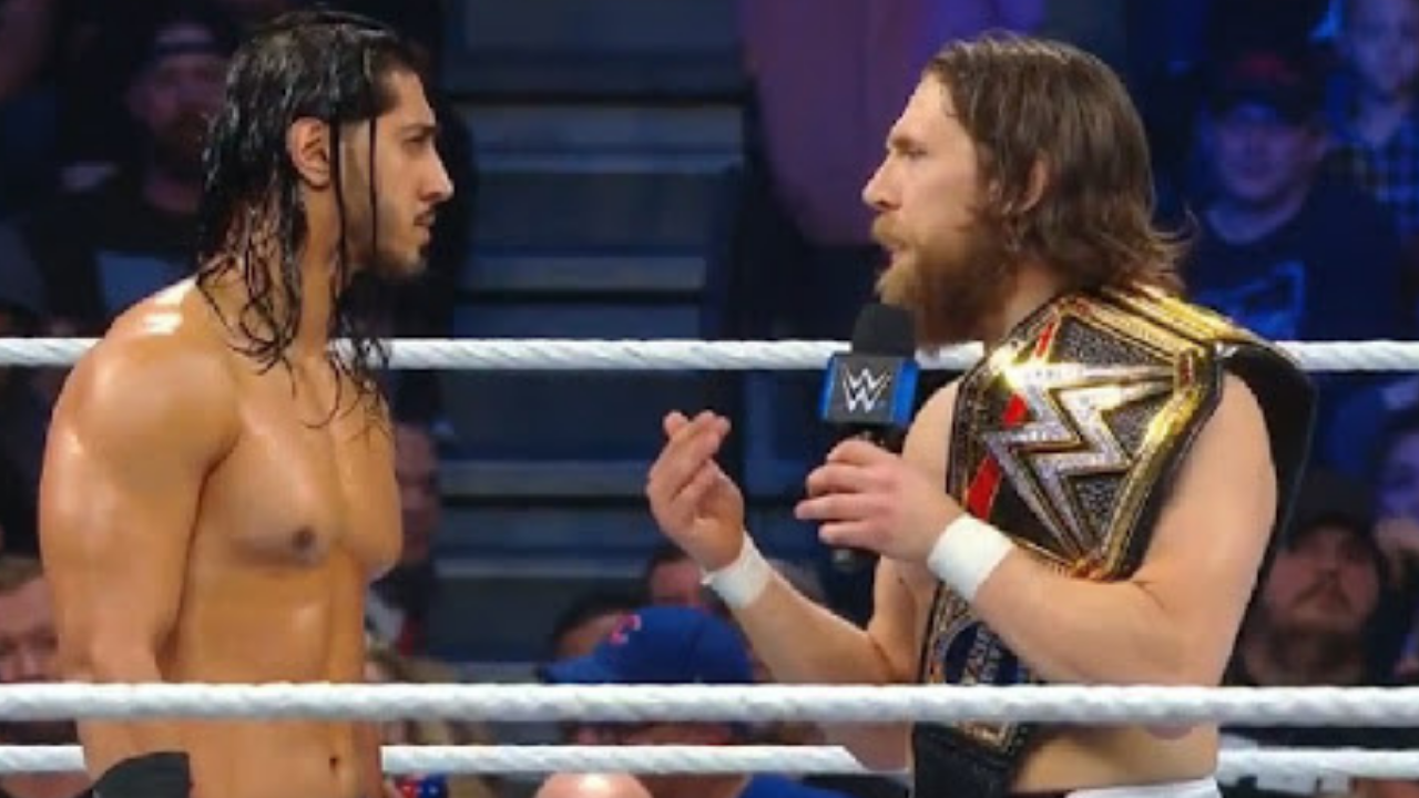 Mustafa Ali reveals how Daniel Bryan helped him become a full-time member of SmackDown