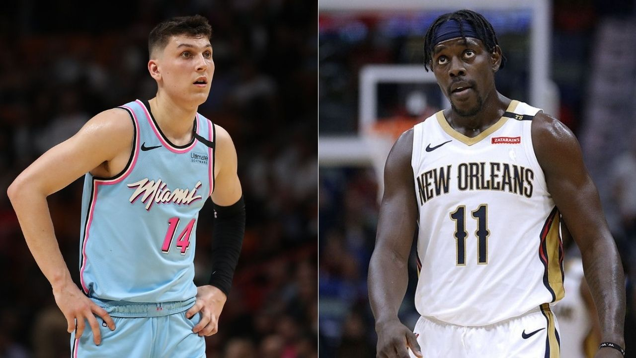 Tyler Herro could trigger Jrue Holiday's trade to Heat