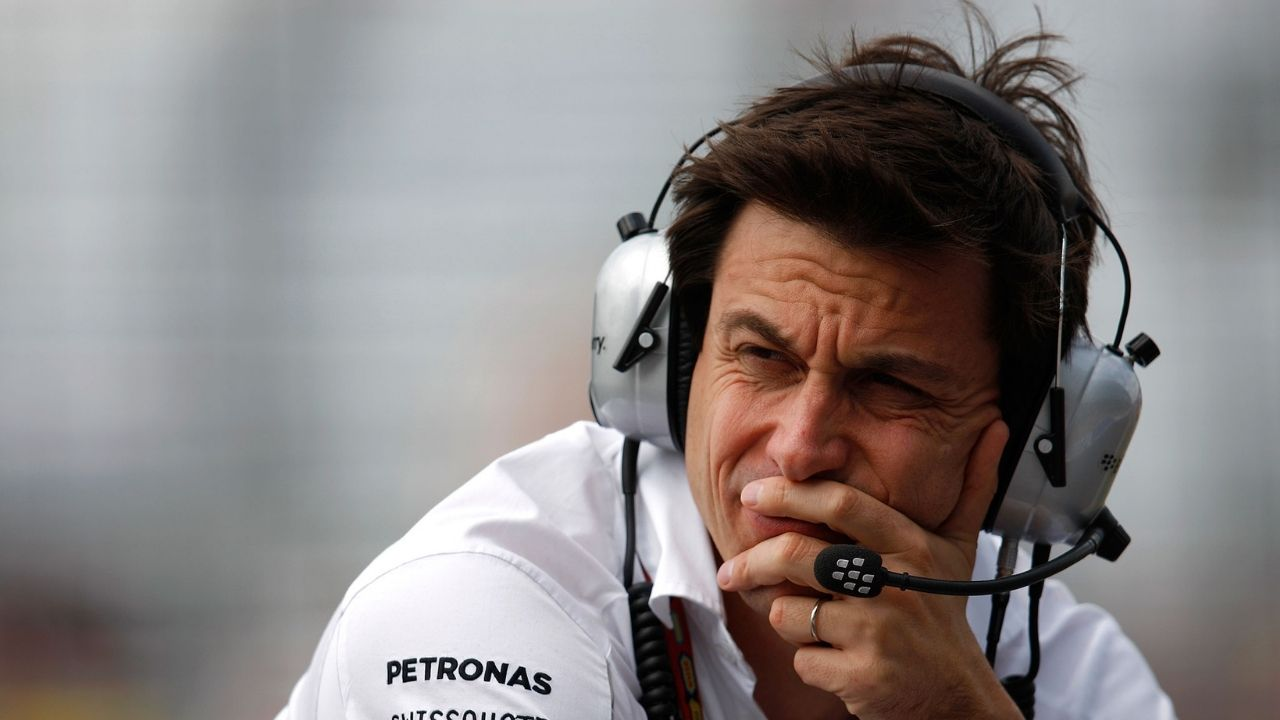 """I disagree with the direction we have taken on racing""- Toto Wolff on oversized ""supermarket parking lot"" tracks"