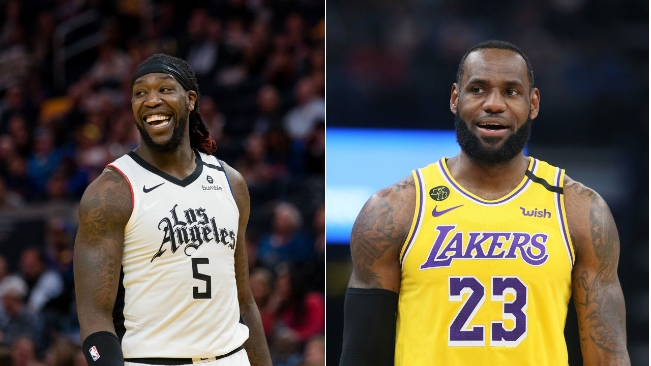 'I am envisioning high pick and rolls': Lakers' Montrezl Harrell on how he would team up with LeBron James