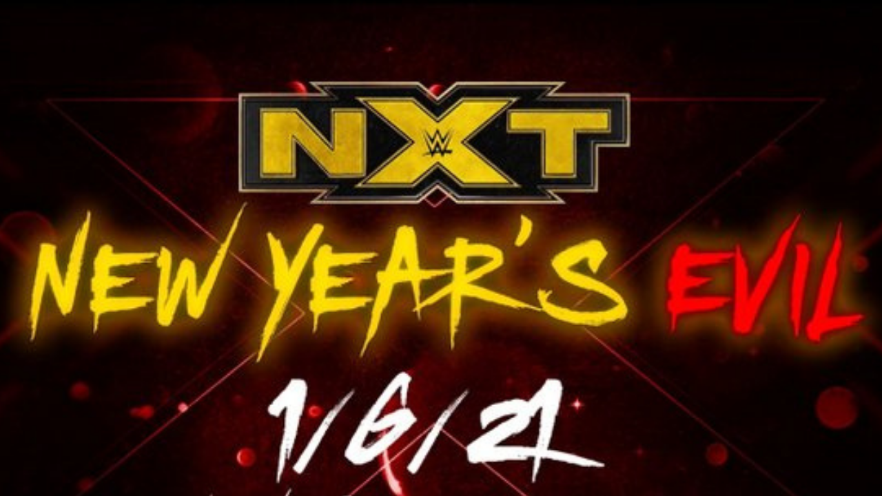 WWE announce NXT Special titled 'New Year's Evil'