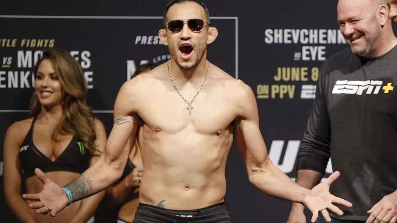 'I don't give a f**k about the gold anymore': Tony Ferguson on whether he is still chasing the Lightweight Title