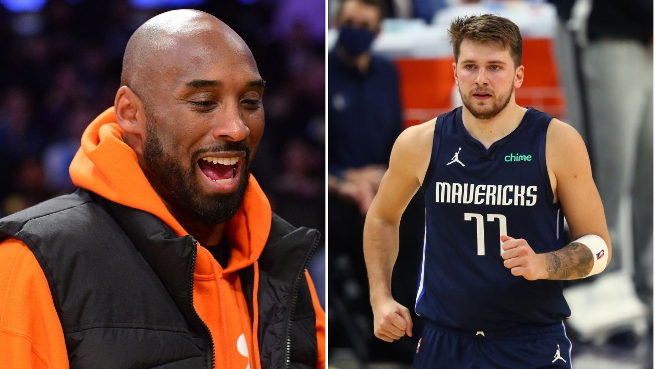 """""""Kobe Bryant swore at me in Slovenian"""": When Lakers legend heckled Luka Doncic against LeBron James in his own language"""