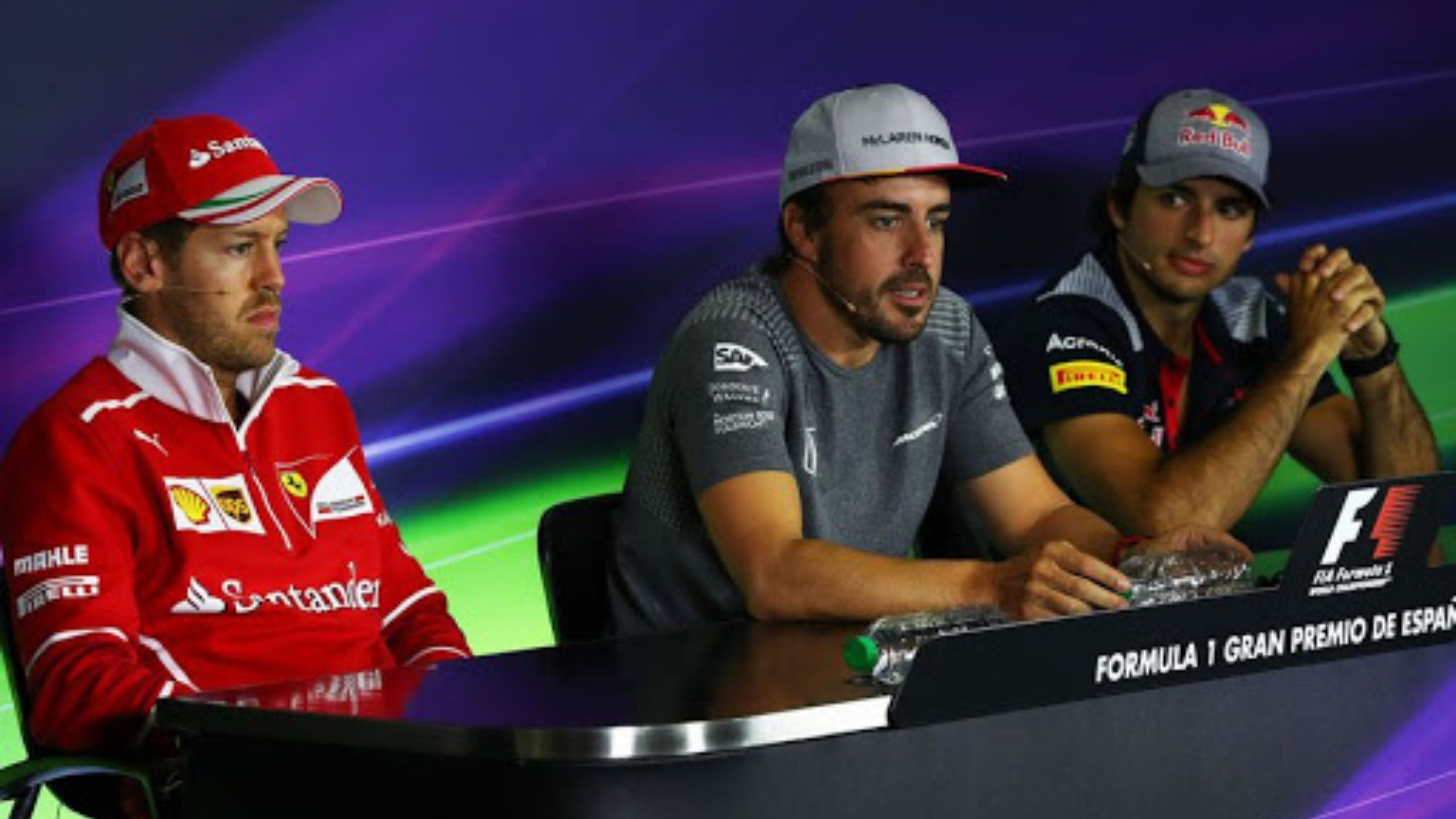 F1 Young Drivers Test: Carlos Sainz, Sebastian Vettel infuriated after being rejected for Abu Dhabi test, but Fernando Alonso is permitted
