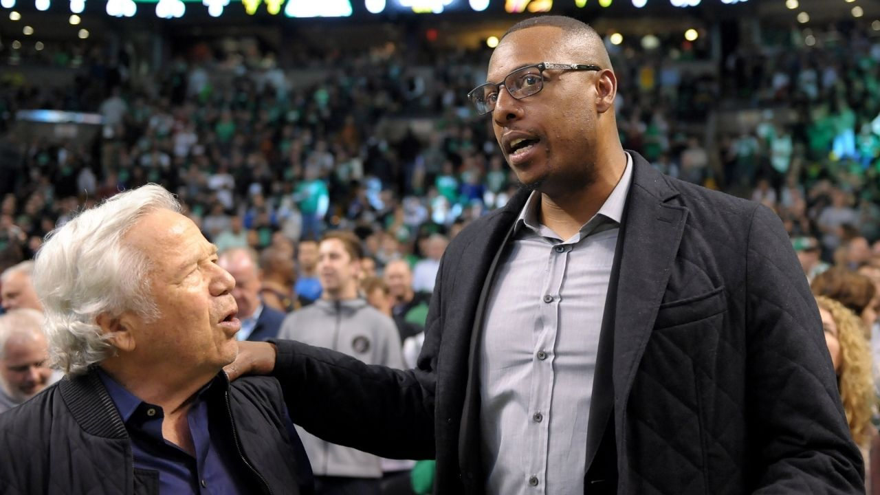 'Paul Pierce is being sued': Celtics legend's former marijuana consultant takes him to court for defaulting on wage payment