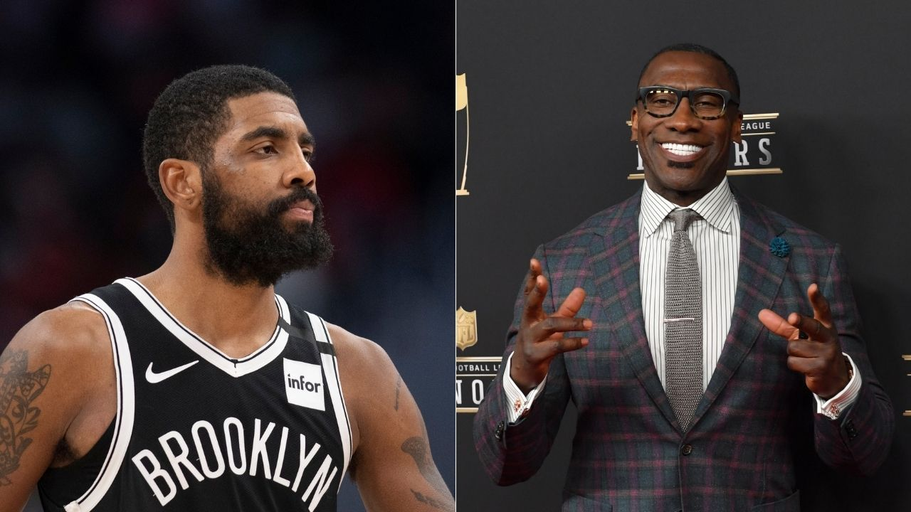 """I'm done listening to Kyrie Irving"": Shannon Sharpe says he regrets ever listening to Nets star's comments"