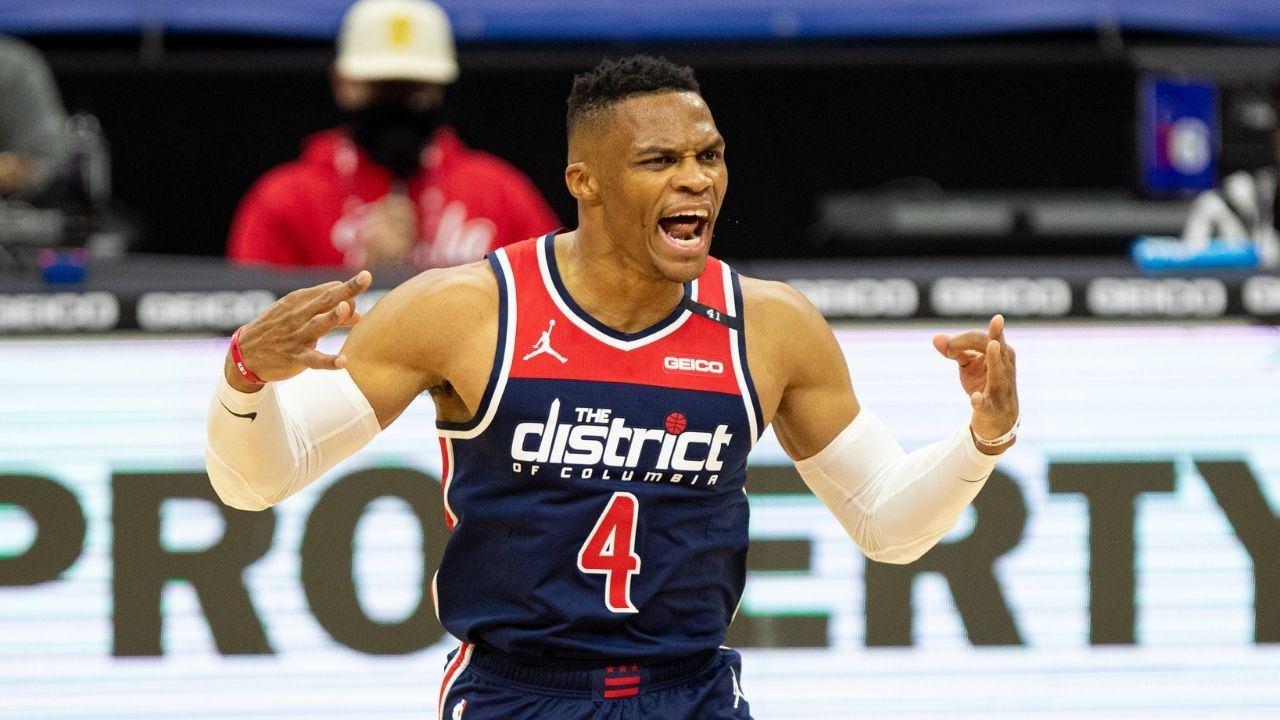 """""""This one's on me"""": Russell Westbrook delivers NSFW assessment and takes blames for Wizards' loss against Orlando Magic"""