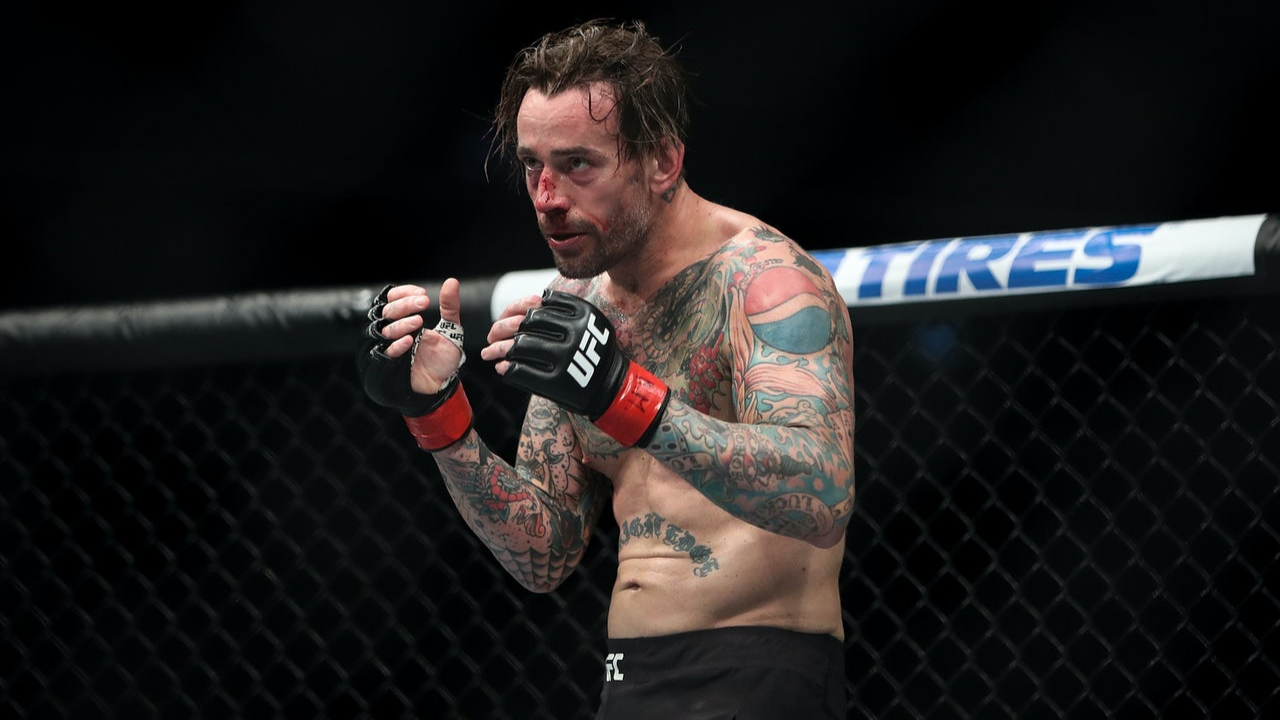 CM Punk responds to critics who say he got millions to get beat up in UFC